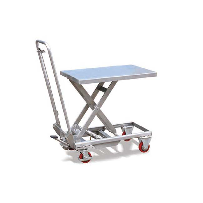 Stainless Lift Table BSS Series