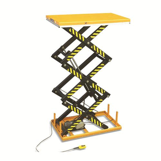 Three Scissor Lift Table HT Series